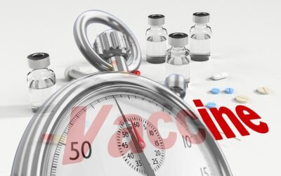 Why does coming up with a vaccine takes time?